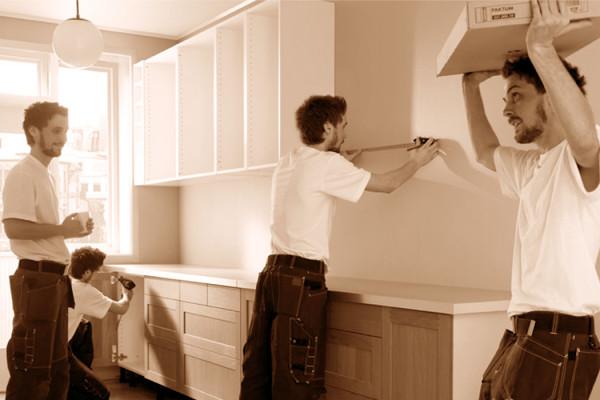 Montaggio mobili a brescia