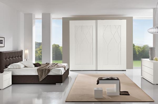 Vendita camere da letto brescia for Stanza da letto moderna