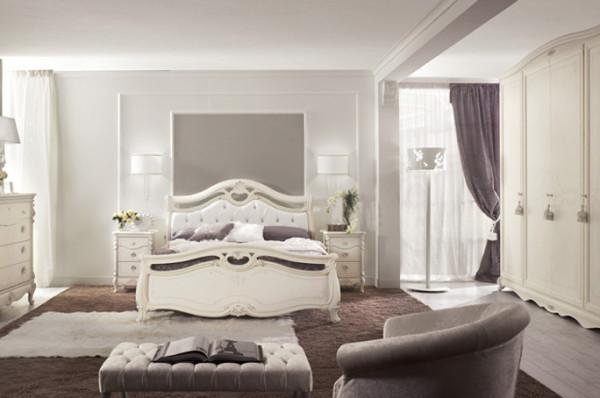 Camera da letto classica Imab