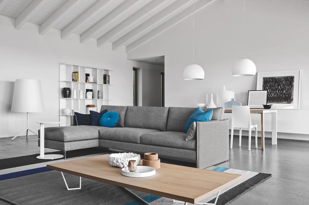 Emejing soggiorni calligaris images house design ideas for Moby arredamenti brescia