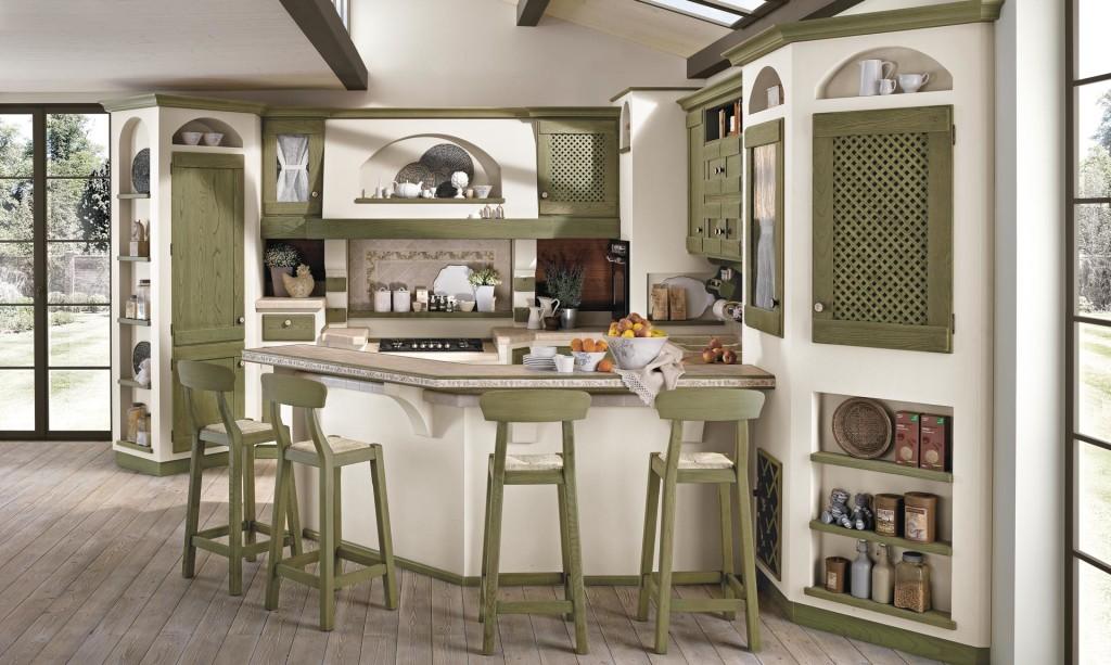 Vendita Cucine Provenzali Onelia Lube A Brescia
