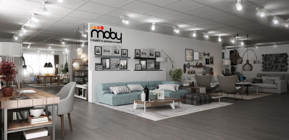 Moby arredamenti mobilificio a brescia for Crea arredamenti