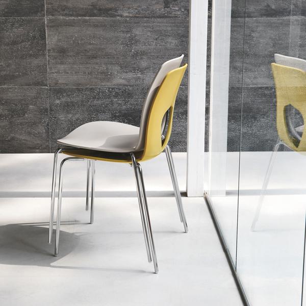 Vendita sedie in plastica brescia for Sedia design vendita