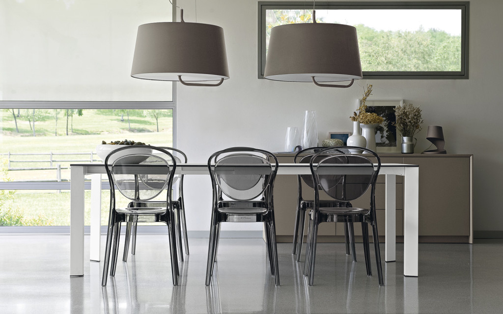 Vendita sedie trasparenti brescia for Vendita sedie da cucina