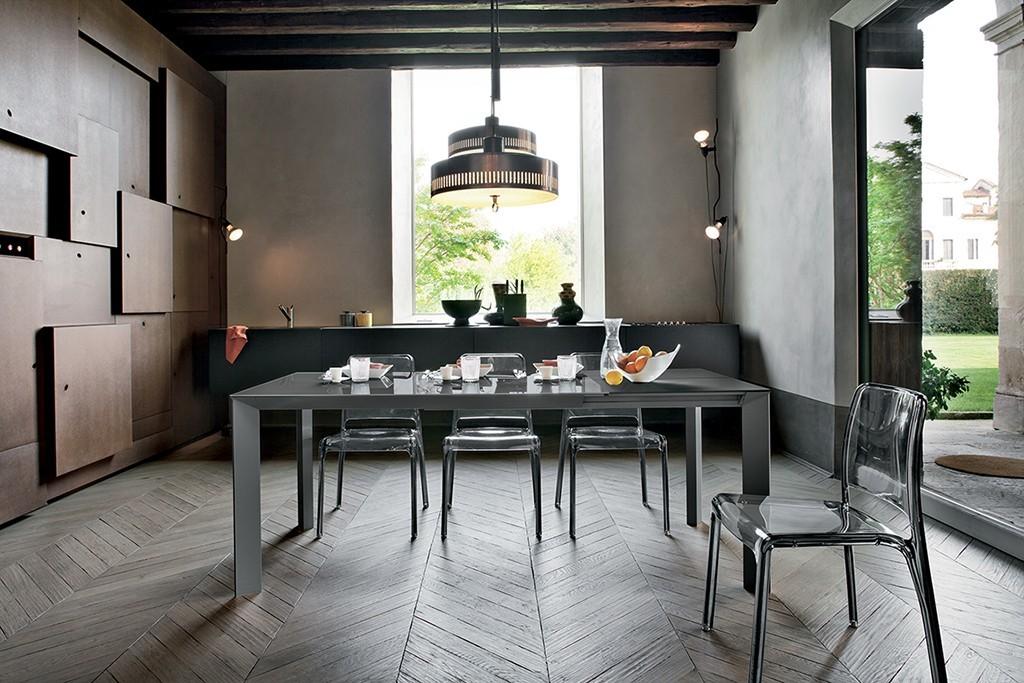 Vendita tavoli moderni brescia - Progetto tavolo allungabile ...
