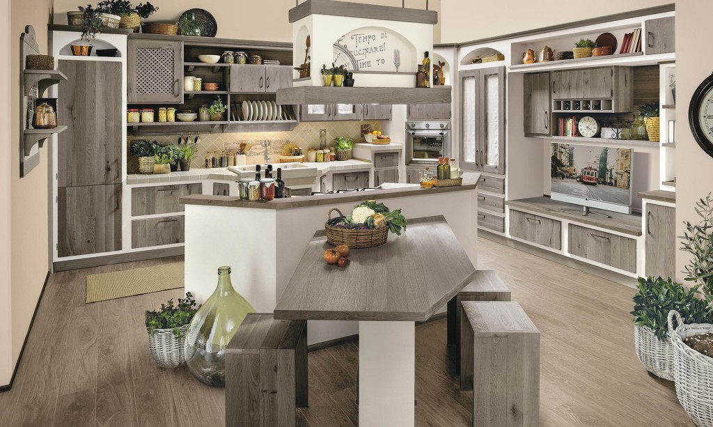 Awesome Cucine Stile Provenzale Gallery - harrop.us - harrop.us