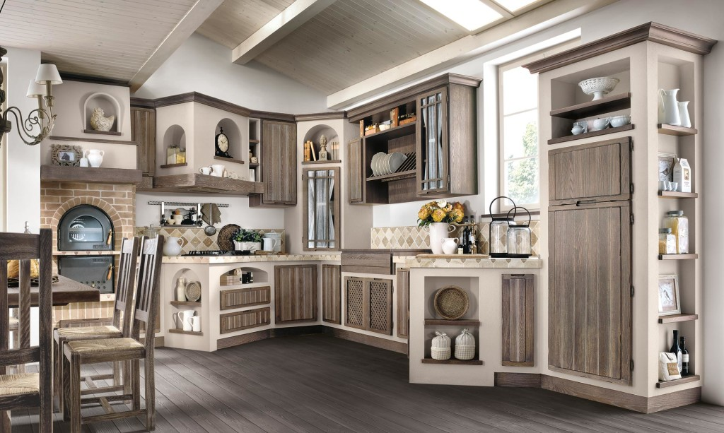 Beautiful Cucine Stile Provenzale Gallery - Amazing House Design ...