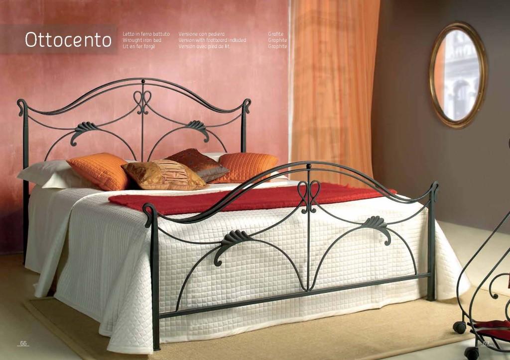 Armadio per letto in ferro battuto awesome letto ferro - Mondo convenienza letto ferro battuto ...