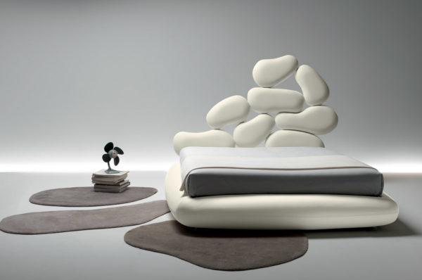 vendita letto noctis stones brescia