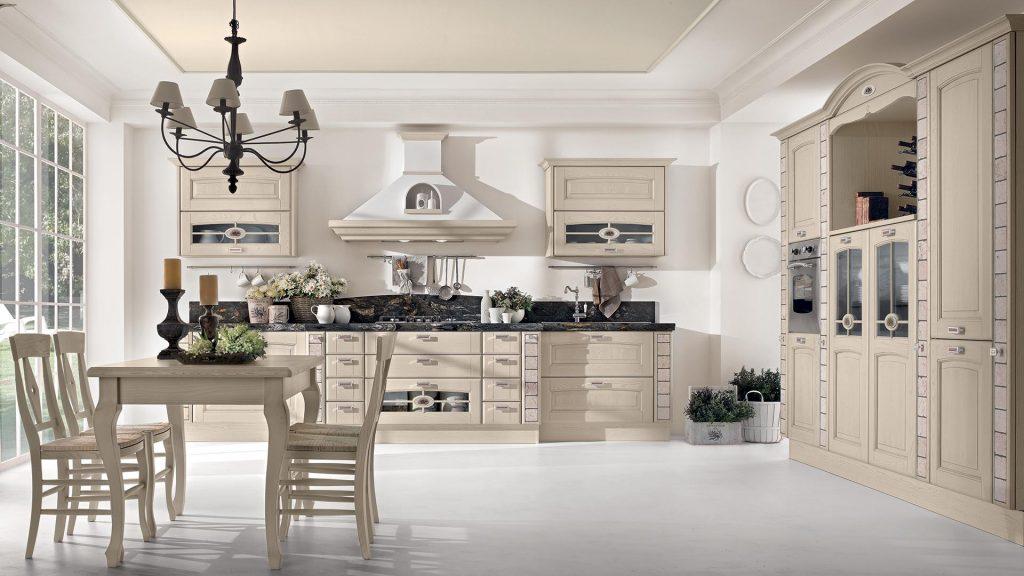 Vendita cucine classiche brescia - Cucina lube veronica ...