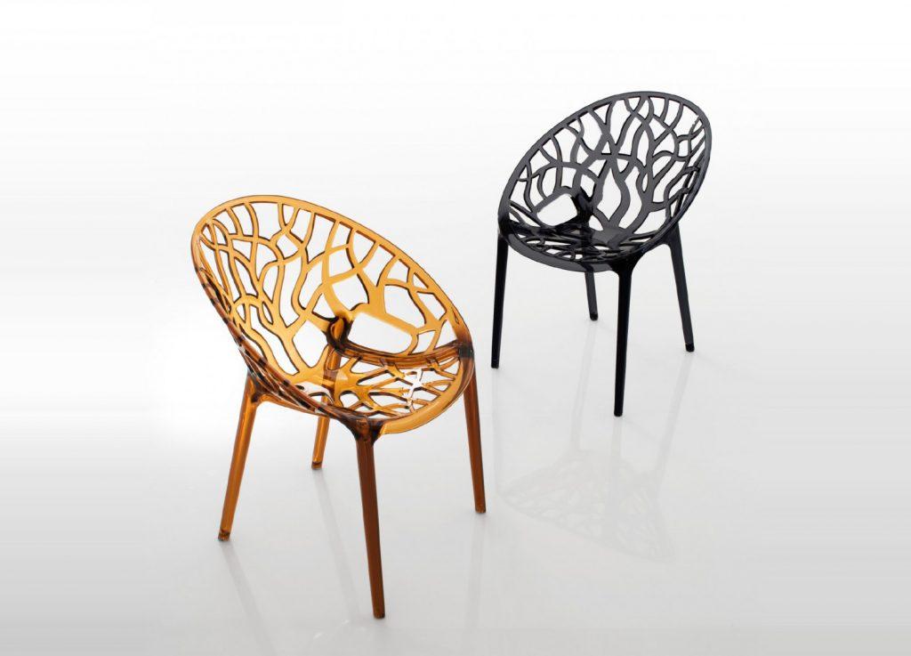 Vendita sedie in policarbonato brescia for Sedie design policarbonato