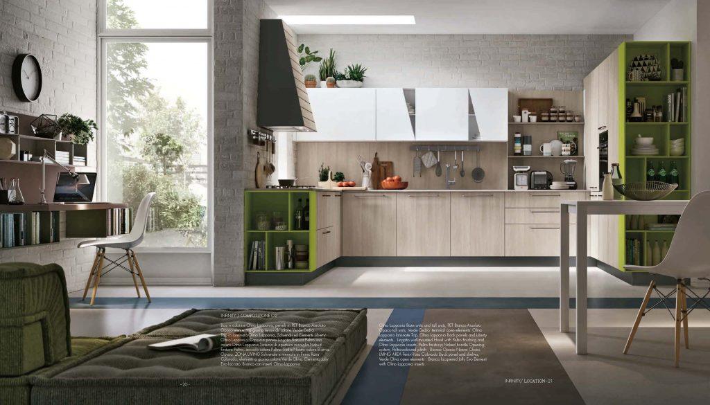 Vendita cucine su misura brescia - Mondo convenienza brescia cucine ...
