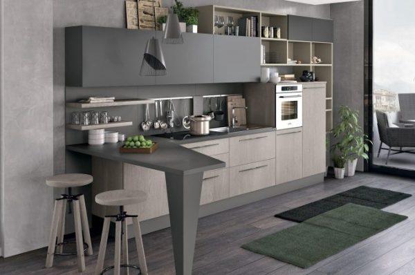 Vendita cucine moderne brescia - Cucine lube 2017 ...