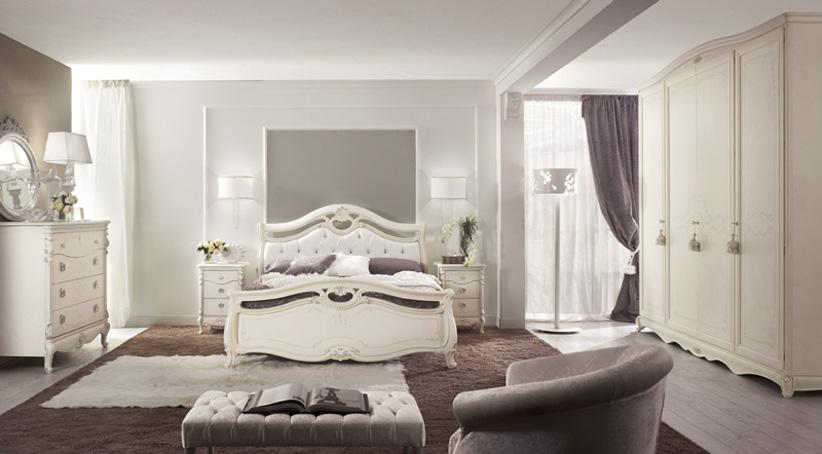 Vendita Camere da letto classiche Brescia.