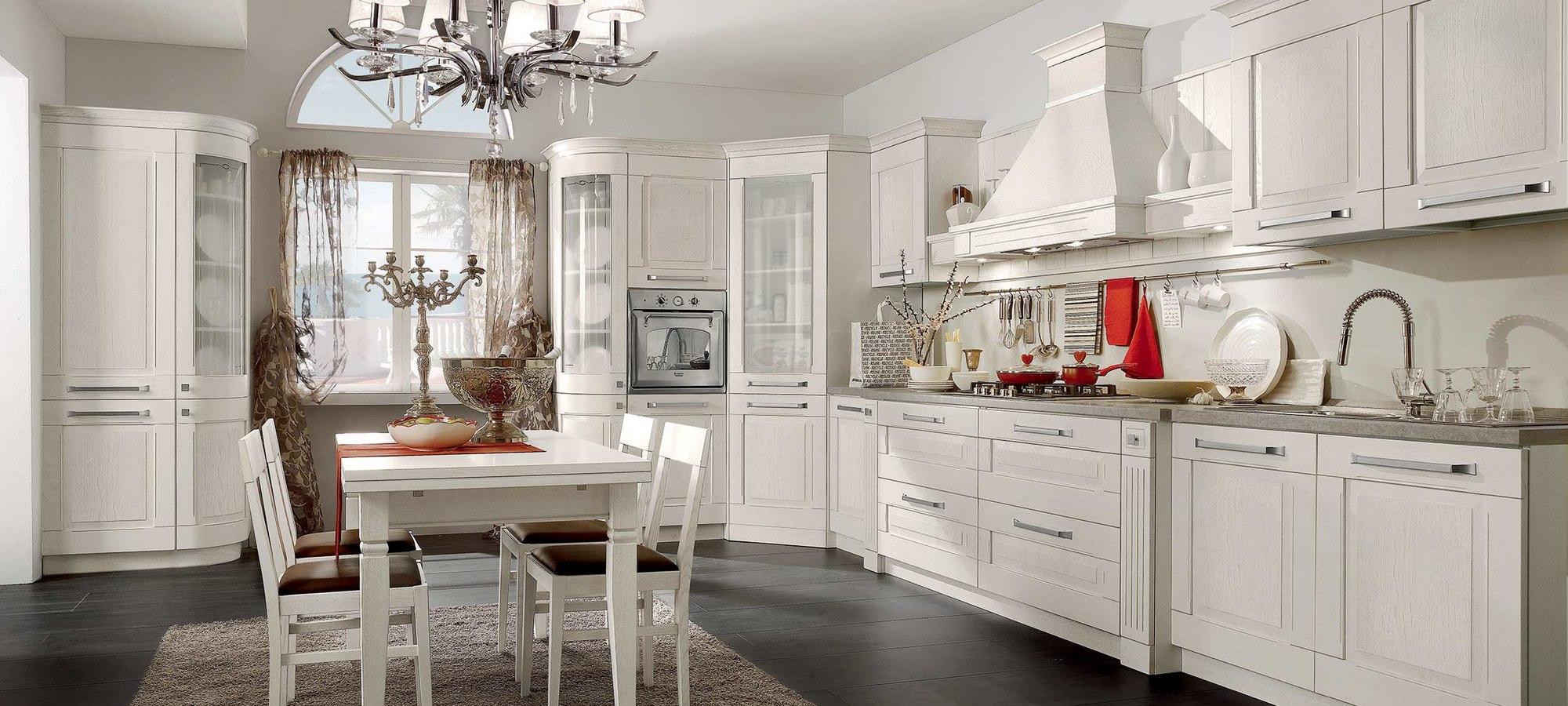 Cucine classiche stosa brescia moby arredamenti for Moby arredamenti brescia