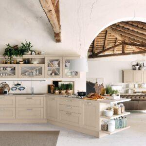 rivenditori cucine classiche lube brescia