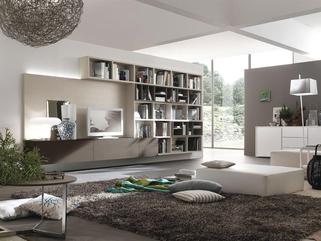 Vendita soggiorni moderni brescia for Foto mobili soggiorno moderni
