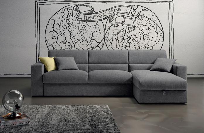 vendita divani con penisola brescia