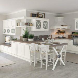 cucina agnese bianca lube