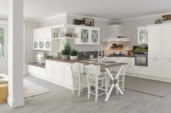 vendita cucina agnese bianca lube