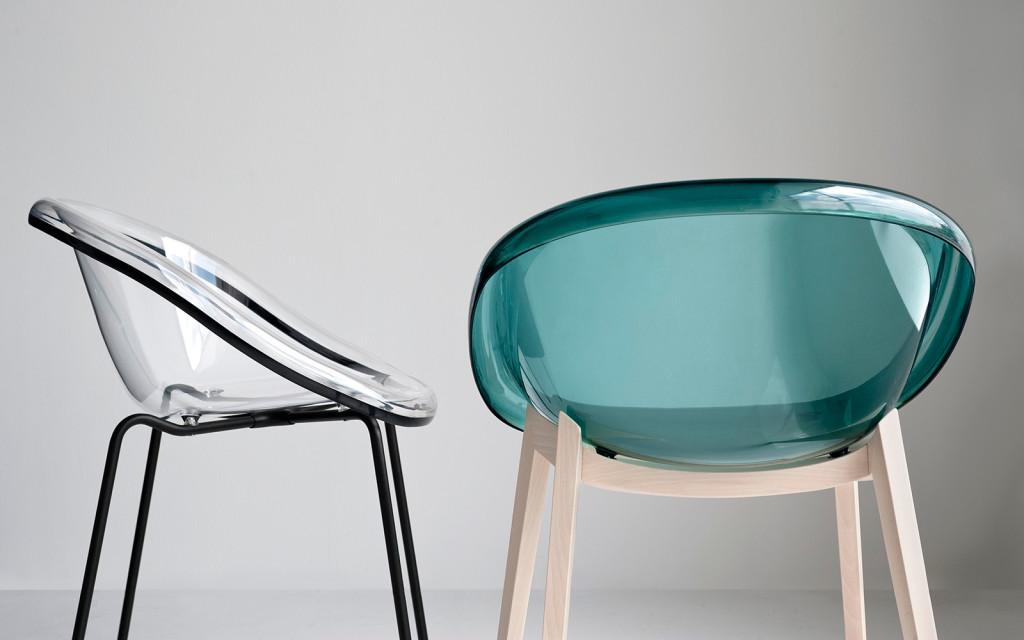 Vendita sedie trasparenti brescia