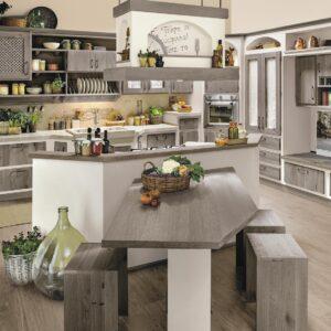 vendita cucine provenzali brescia