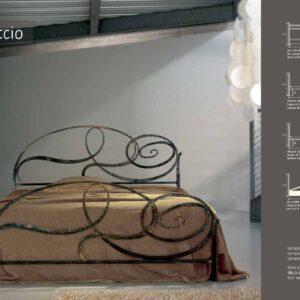 letto in ferro batturo Cosatto Capriccio a brescia