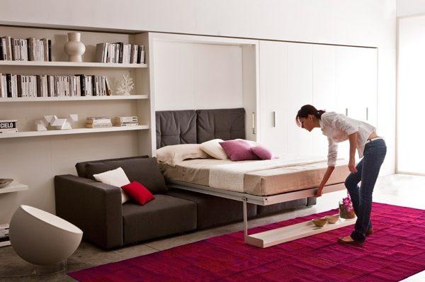vendita divano-trasformabile-letto-a-scomparsa-a-brescia