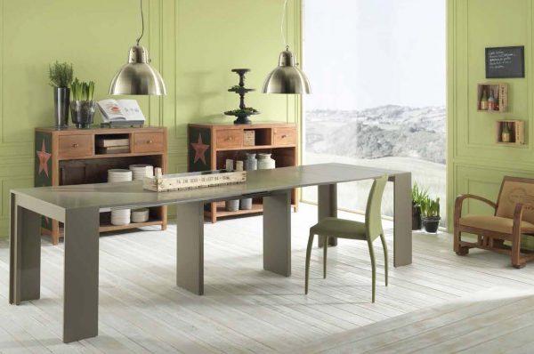 tavolo consolle allungabile brescia