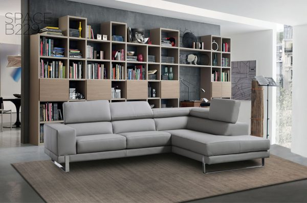 vendita divano design bruma space b229