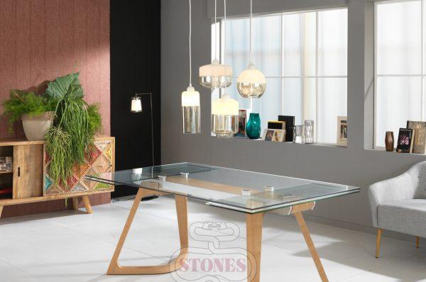 vendita tavoli vetro allungabili brescia