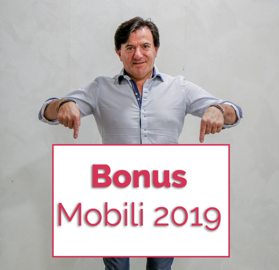 Ardunino e il bonus mobili 2019