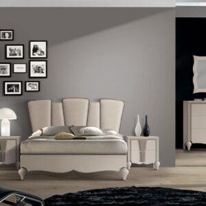 Camera da letto classica brescia