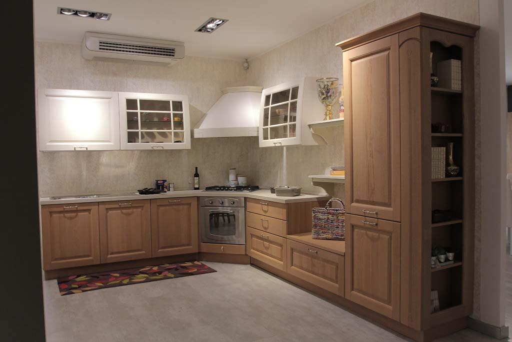 Offerta Outlet Cucina Stosa Modello Bolgheri Scontata Del 65 Moby Arredamenti