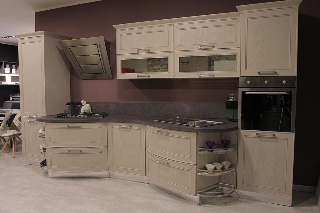 Offerta outlet cucina Stosa modello Maxim scontata del 50 ...